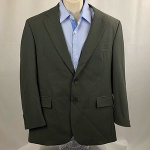JoS A Bank Men's Sport Coat Blazer Olive 42R